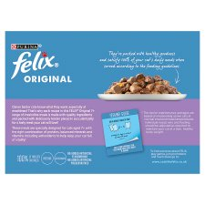 image 1 of Felix Pouch Senior In Jelly Mixed Selection 12X100g