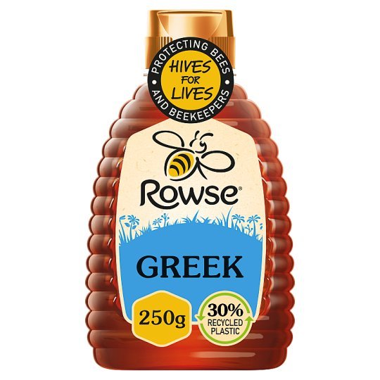 Rowse Squeezy Greek Honey 250G