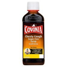 Covonia Chesty Cough Sugar Free 150Ml