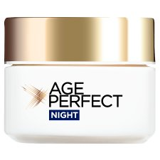 image 2 of L'oreal Paris Age Perfect Rehydrating Night Cream 50Ml