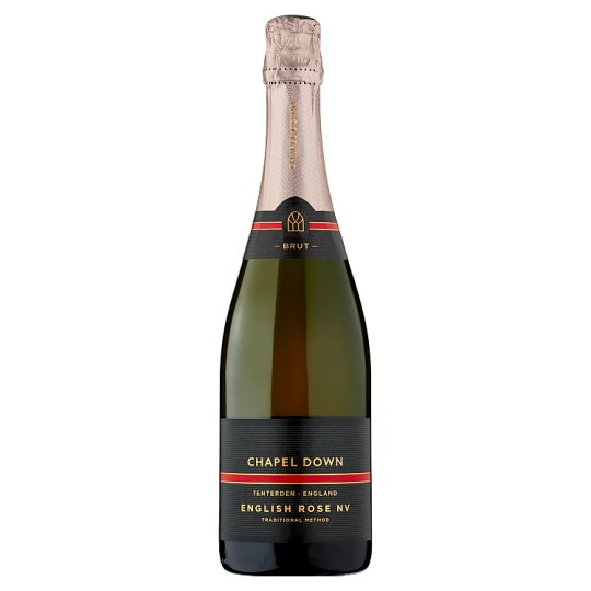 Chapel Down English Sparkling Rose 75Cl