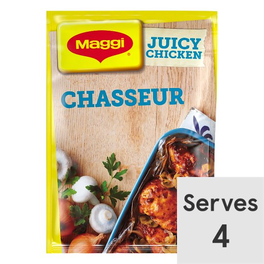 Maggi So Juicy Chicken Chasseur 38G