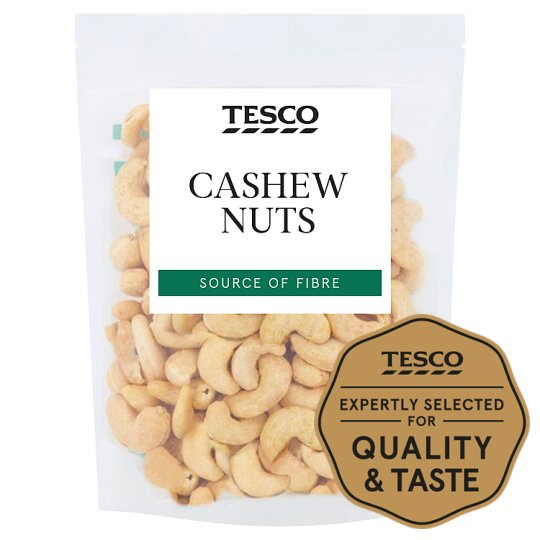 image 1 of Tesco Cashew Nuts 200G