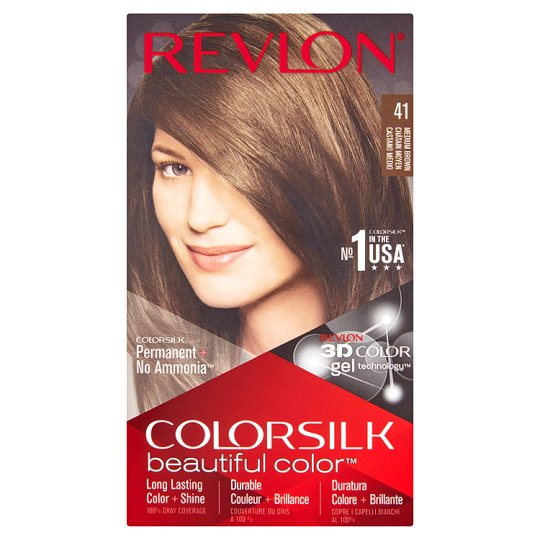 Revlon Colorsilk Medium Brown