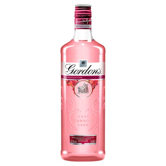 image 1 of Gordon's Premium Pink Distilled Gin 70Cl