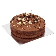 Tesco Chocolate Party Cake