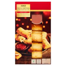 Tesco Pizza Dippers And Marinara Sauce 332G