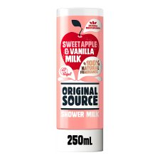Original Source Shower Milk Apple And Vanilla 250Ml