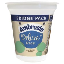 Ambrosia Deluxe Spiced Apple Rice Pot 320G