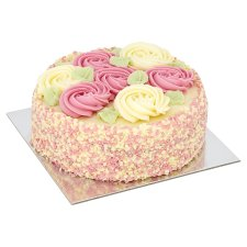 image 2 of Tesco Rose Bouquet Cake