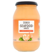Tesco Seafood Sauce 500Ml