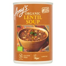 Amy's Kitchen Gluten Free Lentil Soup 400G