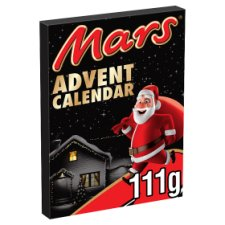 Mars Mixed Advent Calendar 111G