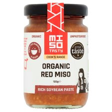 Miso Tasty Organic Red Miso Paste 100G