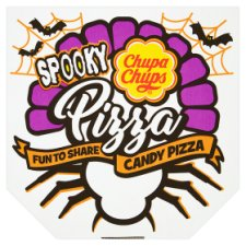 image 2 of Chupa Chups Spooky Candy Pizza 365G