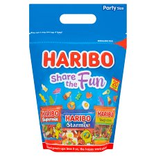 image 1 of Haribo Share The Fun Pouch 500G