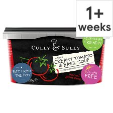 Cully And Sully Tomato And Basil Soup 400 G