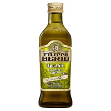 Filippo Berio Organic Extra Virgin Olive Oil 500Ml