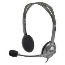 Logitech H110 Headset And Microphone