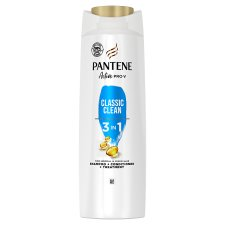 Pantene Classic Clean 3In1 Shampoo And Conditioner 450Ml