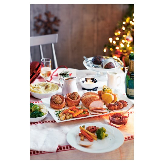 Tesco Finest Christmas Dinner For Two In A Box Groceries Tesco Groceries