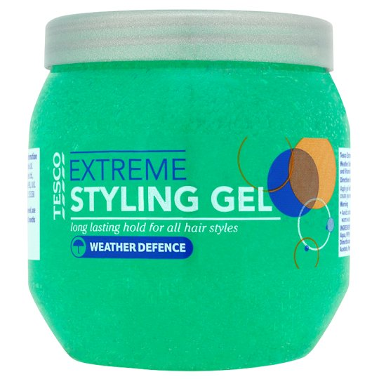 Tesco Styling Gel Extra Control 300Ml