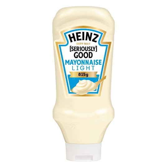 Heinz Seriously Good Mayonnaise Light 815G