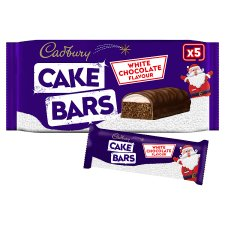 Cadbury Festive Cake Bar 5 Pack