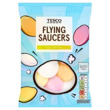 Tesco Flying Saucers 17.5G