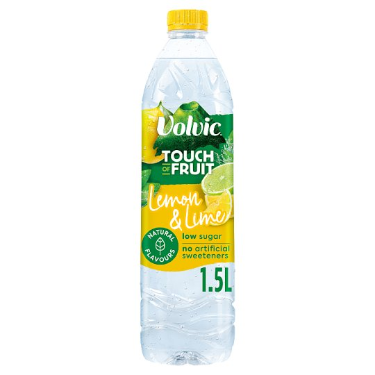 Volvic Touch Of Fruit Lemon And Lime 1.5Ltr