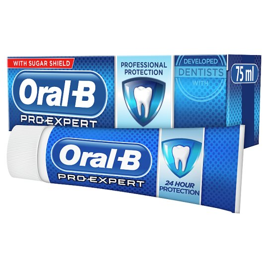 Oral-B Pro Expert Professional Protection Mint Toothpaste 75Ml