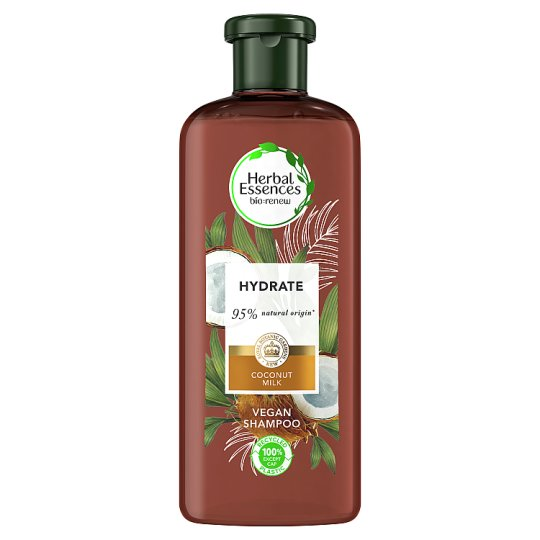image 1 of Herbal Essences Bio Renew Coconut Milk Hydrating Shampoo 400Ml
