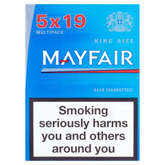 Mayfair King Size 95 Pack