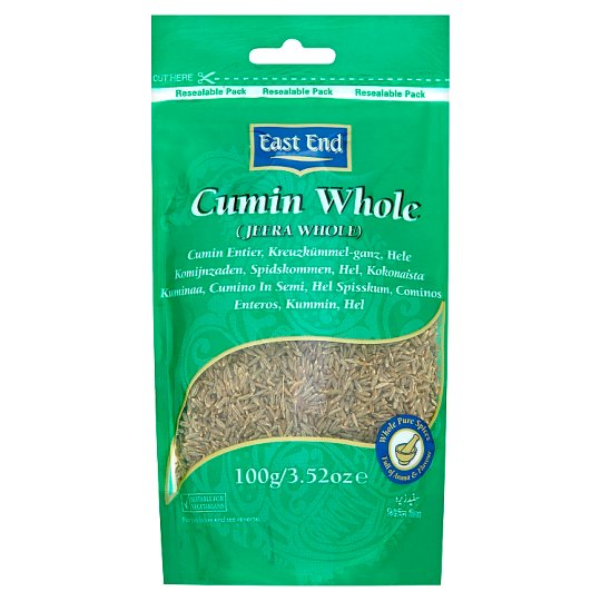 East End Cumin Whole Jeera 100G