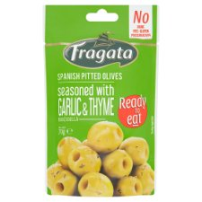 Fragata Spanish Olive With Andalusia 70G