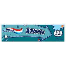 Aquafresh Advance Kids Toothpaste 75Ml