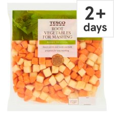 Tesco Root Vegetable For Mashing 720G