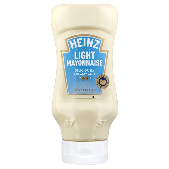 Heinz Light Mayonnaise 445G - Groceries - Tesco Groceries