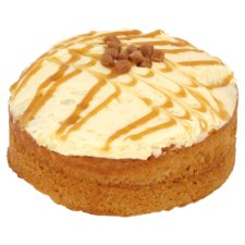 image 2 of Tesco Finest Sticky Toffee Apple Cake