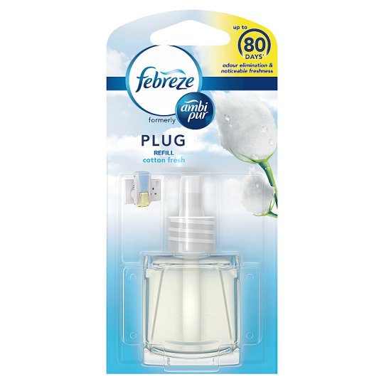 Ambi Pur Cotton Fresh Refill Air Freshener