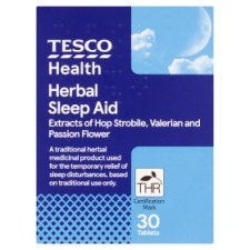 Tesco Sleep Aid 30S
