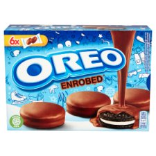 Oreo Milk Chocolate Covered 246G