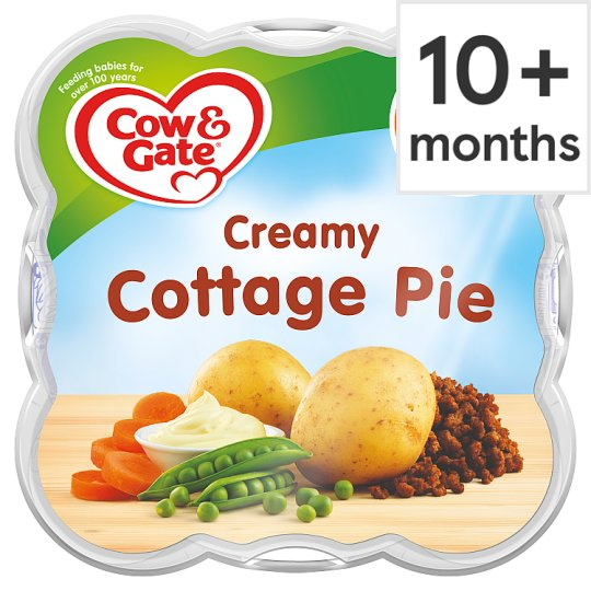 Cow & Gate Creamy Cottage Pie 230G 10 Mth+