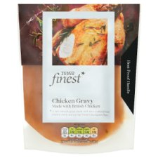 Tesco Finest Chicken Gravy 350Ml