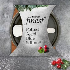 Tesco Finest Mature Stilton And Port And Scoop 260G