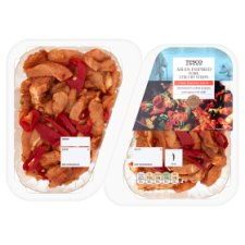 Tesco Pork Asian Stir Fry Strips 500G