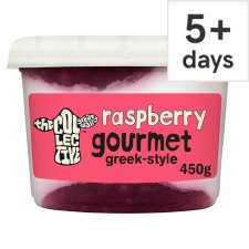 The Collective Raspberry Yogurt 450G