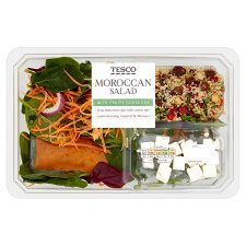 Tesco Morrocan Salad Bowl 270G