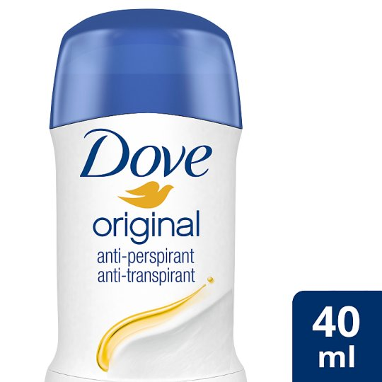 Dove Original Stick Antiperspirant Deodorant 40Ml