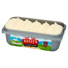 image 2 of Kelly's Clotted Cream Ice Cream 1 Litre